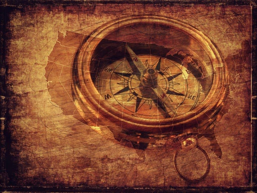 texture, background, compass